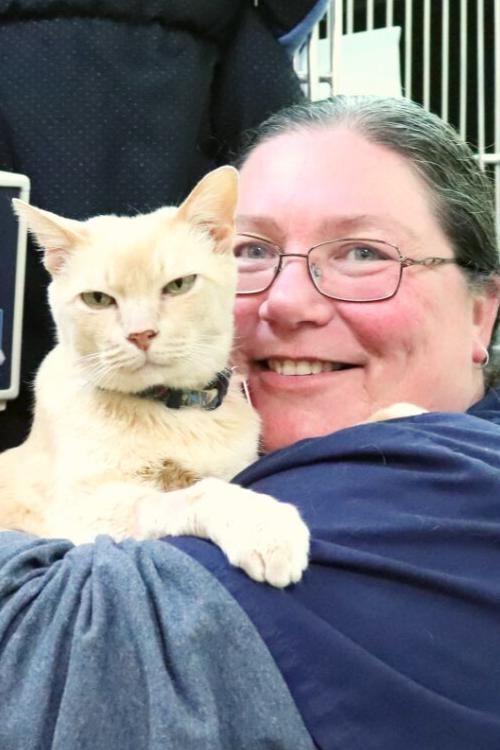 Nurse Nicole Lort Smith Animal Hospital